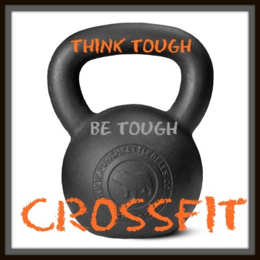 be TOUGH crossfit