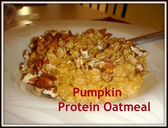 PP oatmeal