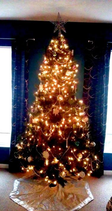 xmas tree 2012