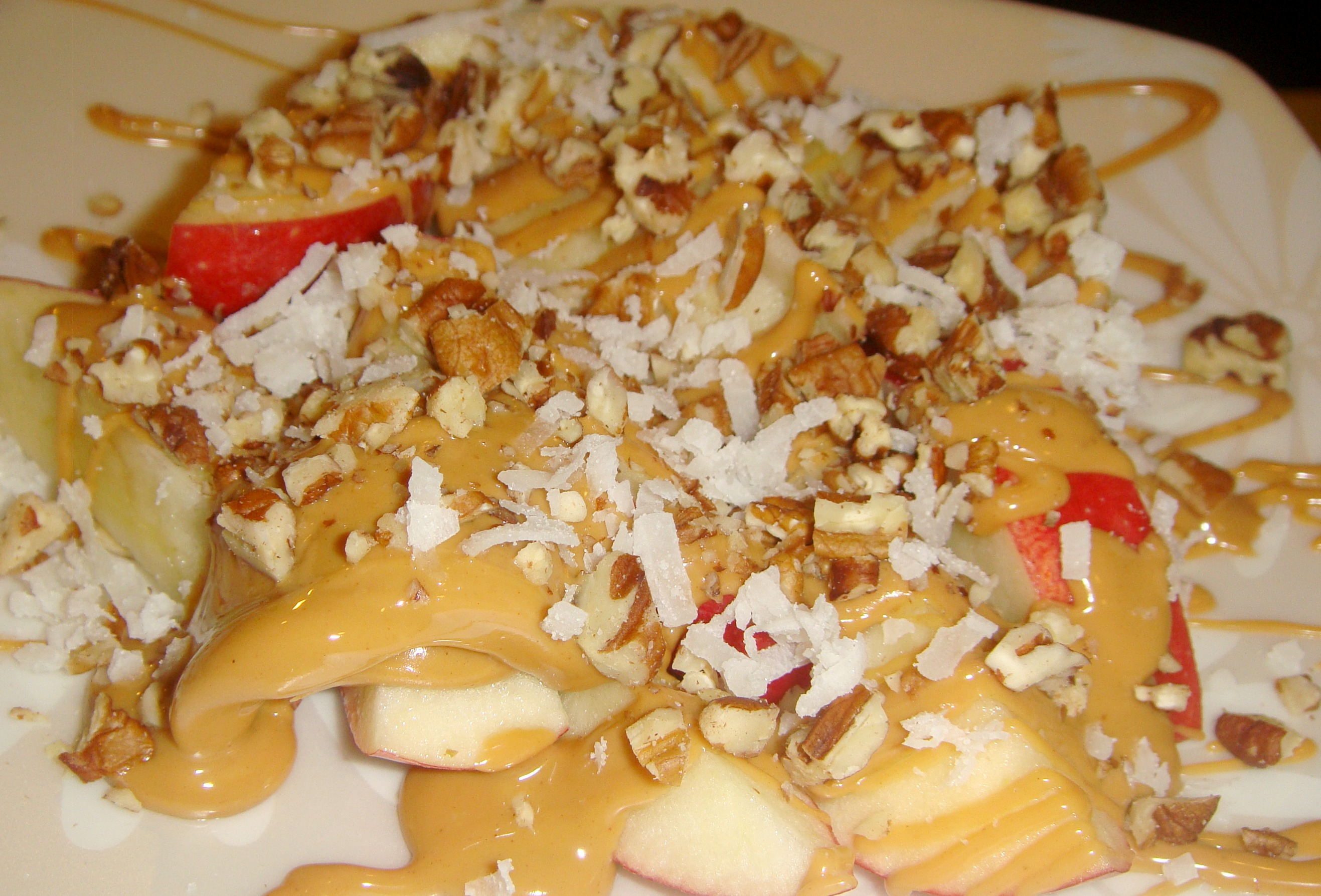 apple nachos 2