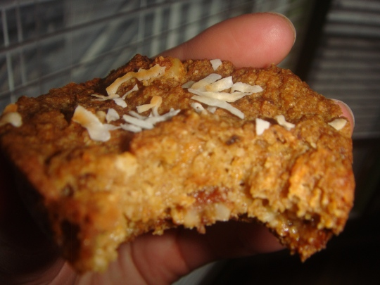 carrot cake muffins 013