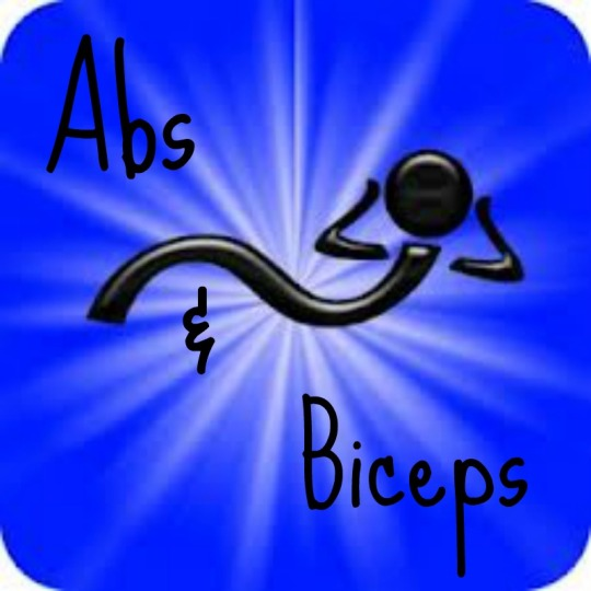 abs and biceps