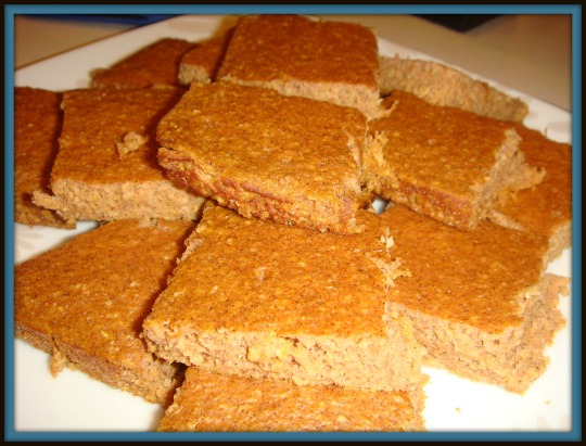 carrot cake prot bars 3