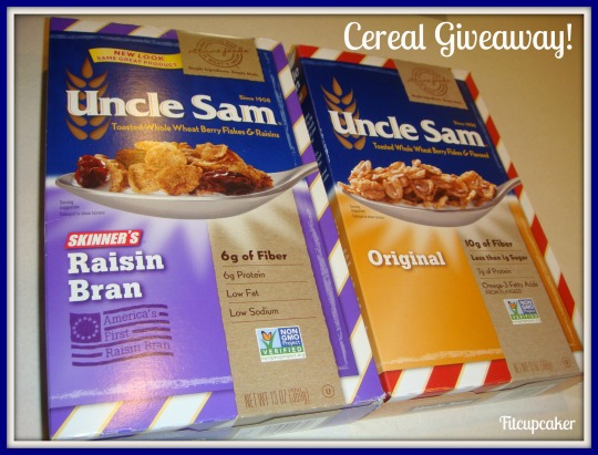 cereal giveaway