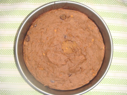 paleo sweet potato brownies 002