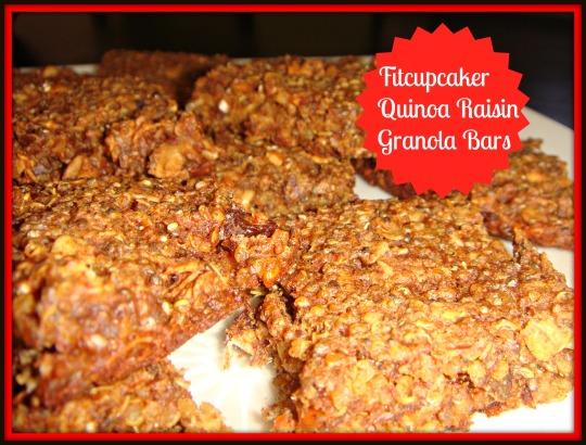 quinoa granola bars 2