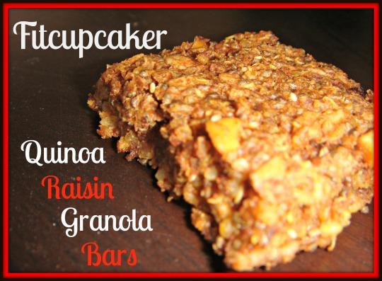 quinoa granola bars 3