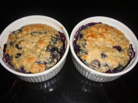quinoa granola bars and paleo muffins 001