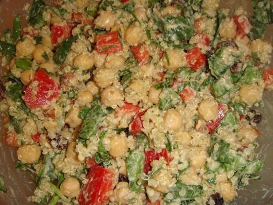 quinoa salad 011