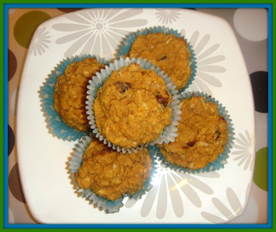 sunshine muffins 3