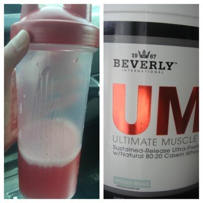 ump and amino energy