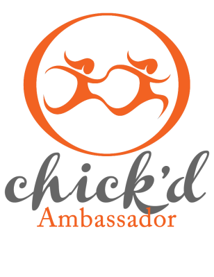 chick'd ambassador badge
