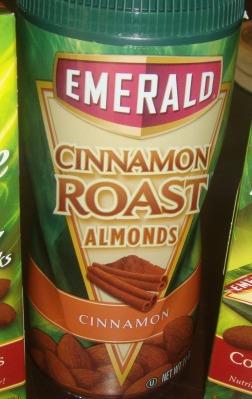 cinn almonds