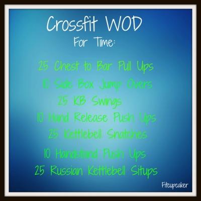 crossfit wod 27