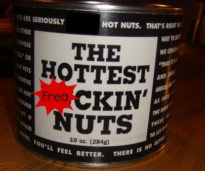 hot nuts