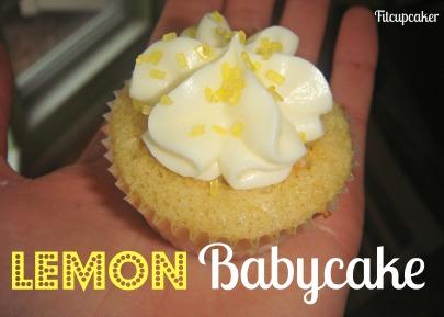 lemon babycake