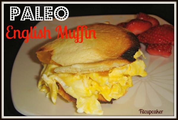 paleo english muffin 2