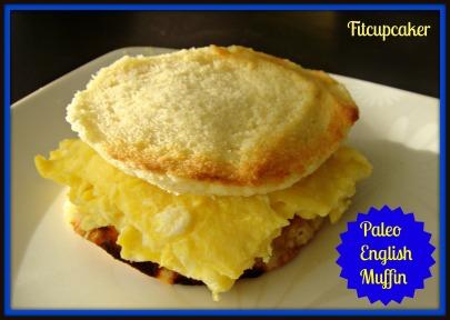 paleo english muffin