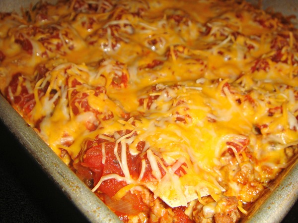 taco casserole 2