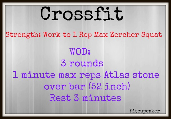 thurs 314 WOD- zercher