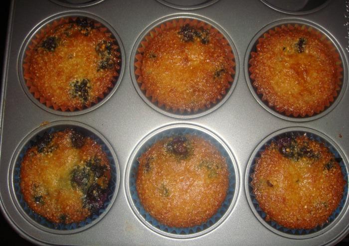6 muffins