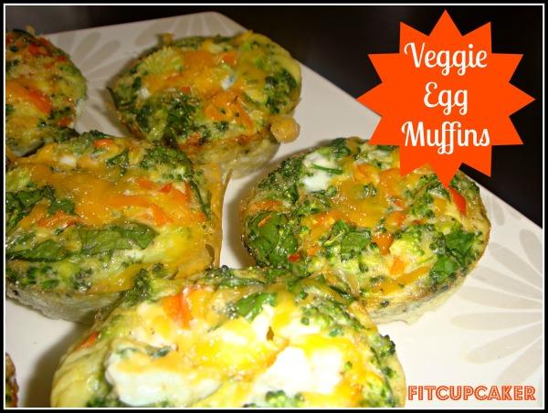 veggie egg muffins