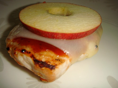 apple chicken