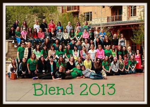 yay blend 2013