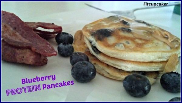 bb protein pancakes
