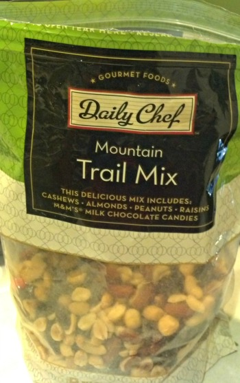 trail mix bag