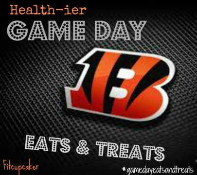 #Gamedayeatsandtreats